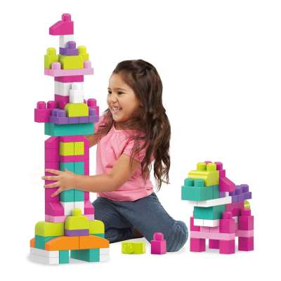 Walmart: Mega Bloks First Builders Toys for Toddlers - 80 Pieces JUST $14.92 (Reg. $24.99)