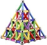 Amazon: Magnetic Building Sticks Building Blocks Set, Just $14.43 (Reg $36.99)
