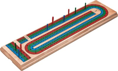 Amazon: Mainstreet Classics Traditional Cribbage Board Only $11.69 (Reg. $24)