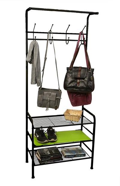 Amazon: Metal Coat, Shoe Rack, Purses, Scarf, Shelving Organizer, Just $37.55 (Reg. $69.99)