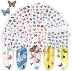 Amazon: DIY Nail Art Stickers for Gel Nails For $3.15