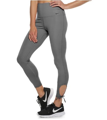 Kohl's: Women's Nike Training Knot-Hem Ankle Leggings JUST $45 (Reg $65)