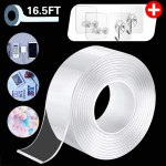 Amazon: Nano Double Sided Tape 16.5FT for $8.11 (Reg.Price $11.59)