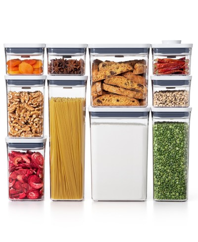 Macy's: OXO Pop 10-Pc. Food Storage Container Set ONLY $77.99 (Reg $167)