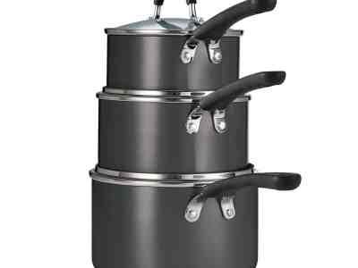 Sam's Club: Tramontina 6-Piece Stackable Nonstick Sauce Pan Set ONLY $29.98