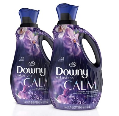 Amazon: Pack of 2 Downy Infusions Liquid Fabric Conditioner, for $11.88 (Reg. Price $13.88)