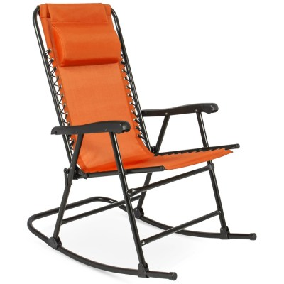 Walmart: Foldable Zero Gravity Rocking Recliner Chair For $64.99 (Was $118)