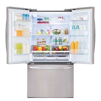 Home Depot: LG Electronics 22 cu. ft. French Door Smart Refrigerator For $1,698.00 (Reg. $2,549.00)