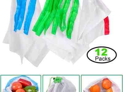 Amazon: Reusable Mesh Produce Bags, Just $2.99 (Reg $3.99) after code!