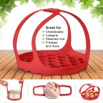 Amazon: Pressure Cooker Silicone Sling Lifter – Clip Coupon!