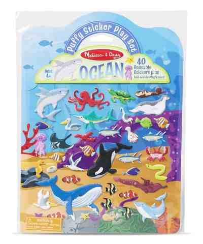 Zulily: Ocean Puffy Sticker Play Set ONLY $4.92