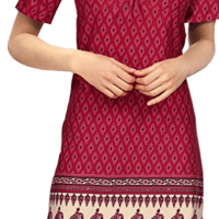 Amazon : Short Sleeve Knee Length Midi Dresses Just $10.99 W/Code (Reg : $21.99)