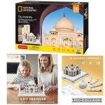 Amazon: National Geographic Cubicfun 3D Taj Mahal puzzle JUST $16.99 (Reg. $29.99)