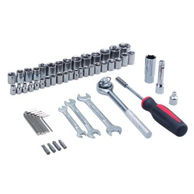 Home Depot: 53-Piece Tool Kit With Storage Tool Bag For $18 (Was $23) + Free Shipping