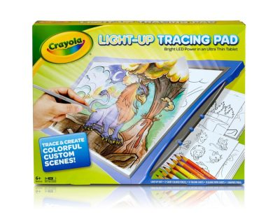 Walmart: Crayola Light-Up Blue Tracing Pad For $12.47 + Store Pickup