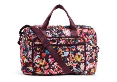 Vera Bradley: Packable Weekender Travel Bag ONLY $30 (Reg $60) + FREE ShippingVera Bradley: Packable Weekender Travel Bag ONLY $30 (Reg $60) + FREE Shipping