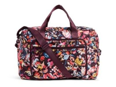 Vera Bradley: Packable Weekender Travel Bag ONLY $30 (Reg $60) + FREE ShippingVera Bradley: Packable Weekender Travel Bag ONLY $30 (Reg $60) + FREE Shipping