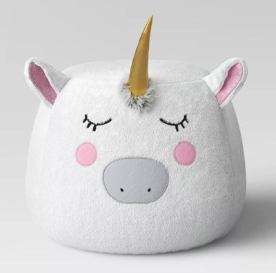 Target: Pillowfort Character Pouf Unicorn JUST $17.49 (Reg $35)