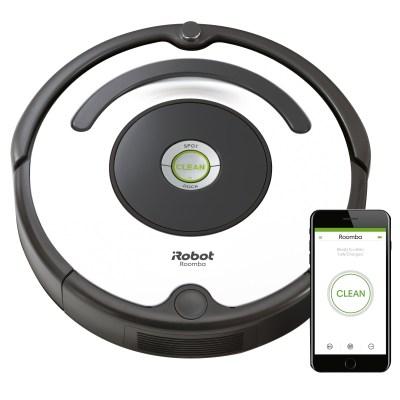 Walmart: iRobot Roomba Vacuum Only $244 + Free Shipping (Reg $330)