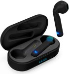 50% Off TWS Bluetooth 5.0 Wireless Earbuds colorful(Black/Mint Green/Pink/Red)for $19.99 (Reg: $39.99)