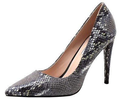 Amazon: Womens Pointed Toe Stiletto Heels, Just 14.79 (Reg $36.99) after code!