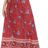 Amazon : Women's Midi Skirt Just $9.79 W/Code (Reg : $27.99)