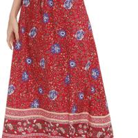 Amazon : Women's Midi Skirt Just $9.79 W/Code (Reg : $27.99)