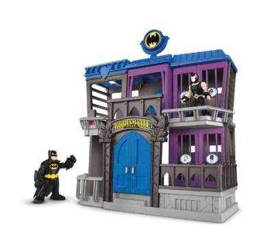 Kohl's: DC Super Friends Batman Imaginext Gotham City Jail by Fisher-Price $15.49 (Reg $30.99)