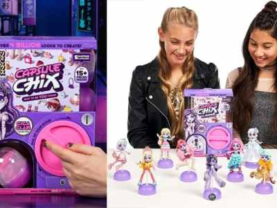 Amazon: Capsule Chix Giga Glam Collection Doll for JUST $5.66 (Regularly $15)