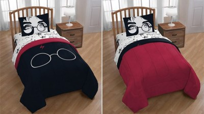 Zulily: Harry Potter Reversible Twin Comforter Set Only $49.98 (Reg $65)
