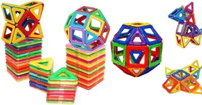 Amazon: 30Pcs Magnetic Building Blocks Set $15 ($60)