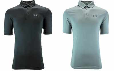 Proozy: Under Armour HeatGear Polo ONLY $19.99 + FREE Shipping (Regularly $60)
