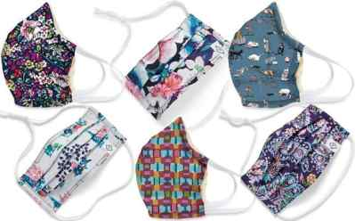 Vera Bradley: Cotton Face Masks JUST $8 + FREE Shipping – New Styles In Stock!
