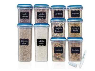 Amazon: 10 Set Food Storage Container for $29.99 (Reg. Price $41.99)