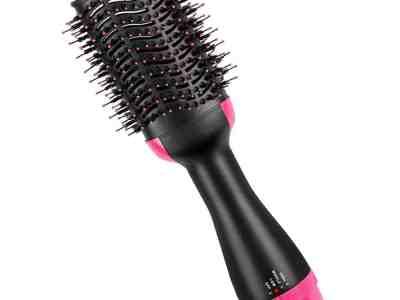 Amazon: 3 in 1 Electric Hair Brush for $17.99 (Reg.Price $29.99)