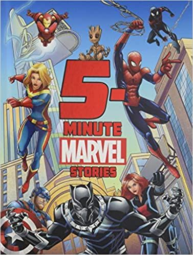 Amazon: 5-Minute Marvel Stories (5-Minute Stories) For $6.49 (Reg. $12.99)