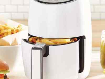 Belk: Dash™Digital Compact Air Fryer ONLY $39.99 (Reg. $79.99)