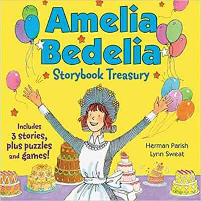 Amazon: Amelia Bedelia Storybook Treasury #2 For $11.99