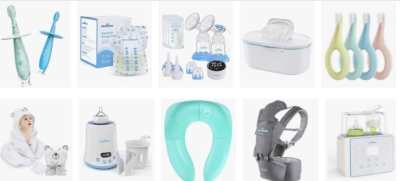 Amazon: 30% OFF on Eccomum Baby Products - TODAY Only!!