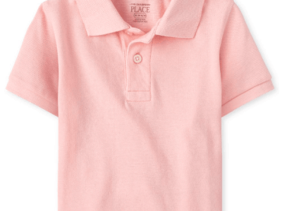 TCP: Baby And Toddler Boys Pique Polo ONLY $1.99 (Reg. $9.95)