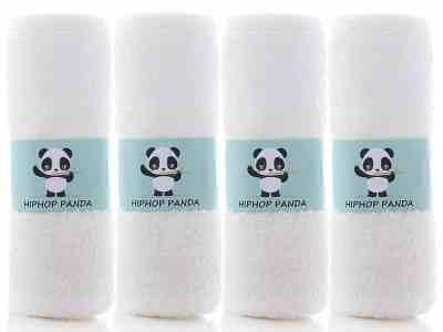 Amazon: PANDA Bamboo Burp Cloths ONLY $7.79
