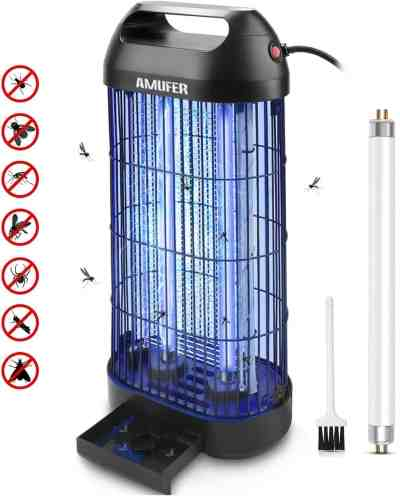 Amazon: Bug Zapper Electric Mosquito Killer/Zapper for $25.19 (Reg.Price $43.99)