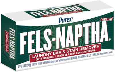 Amazon: Fels Naptha Laundry Bar Only $0.88 (Reg. $1.99)