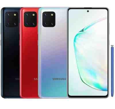 eBay: Samsung Galaxy Note 10 Lite SM-N770F/DS Only $387.99