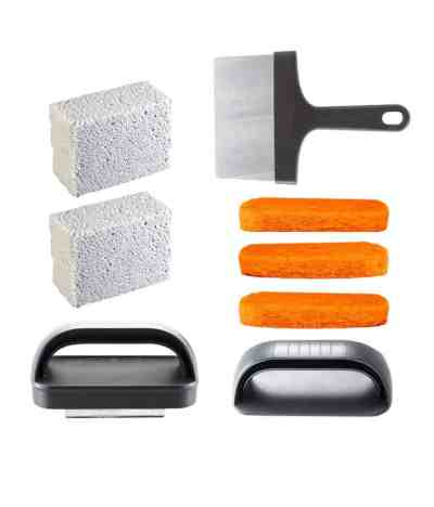 Walmart: Blackstone 8 Piece Griddle Cleaning Kit $19.97 (Reg $24.99)
