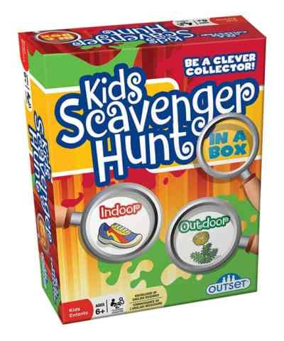 Zulily: Kids Scavenger Hunt Card Game $15.99 (Reg. $17.99)
