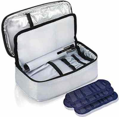 Amazon: Insulin Cooler Travel Bag for $10.41 (Reg.Price $20.82)