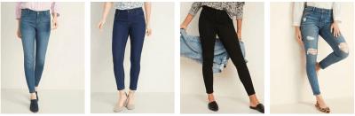 Old Navy: All Jeans Still 50% OFF!