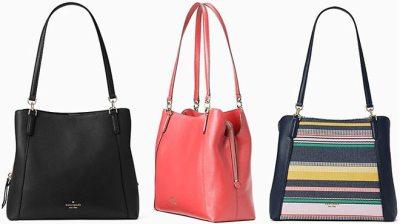 Kate Spade: Triple Compartment Shoulder Bag JUST $99 + FREE Shipping (Reg $399)