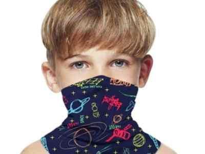 Amazon: Kids Bandanas Neck Gaiter for $5.39 (Reg. Price $11.99)